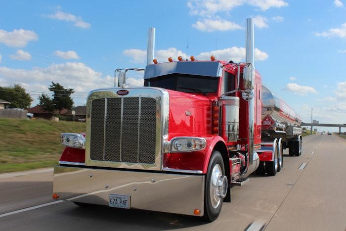 Rapid Roberts Inc Truck #600