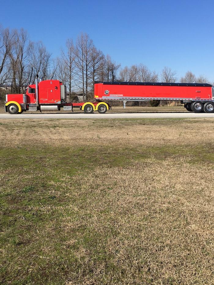 Trailer trucking