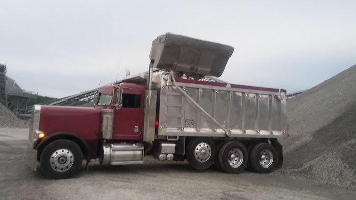 Working truck
