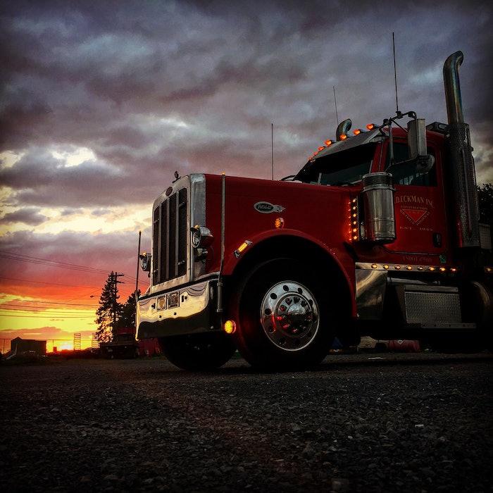 Eastern Pennsylvania sunrise