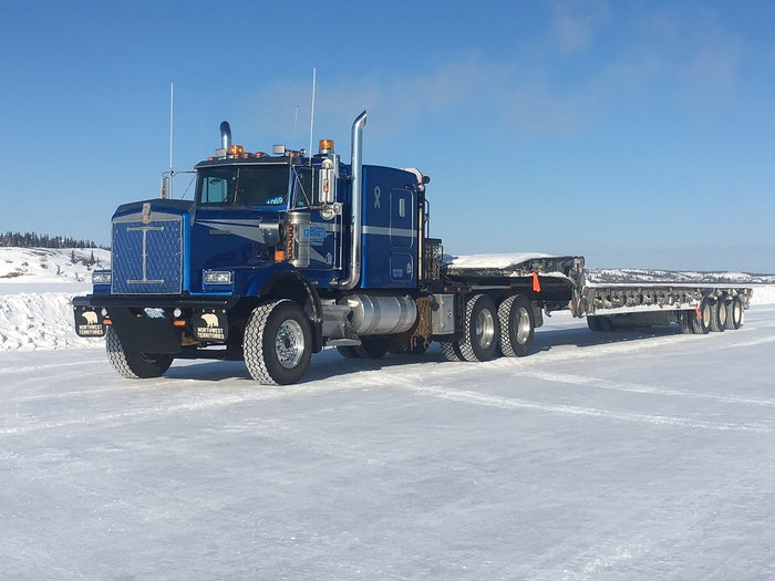 Ice Road Haul