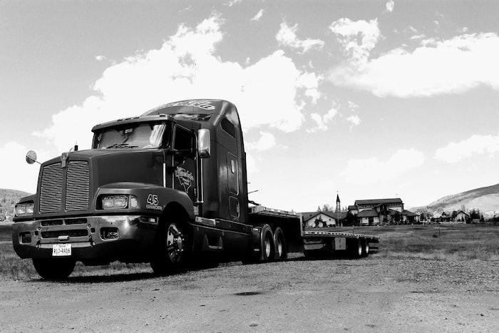 BLUE KW T600 IN COLORADO