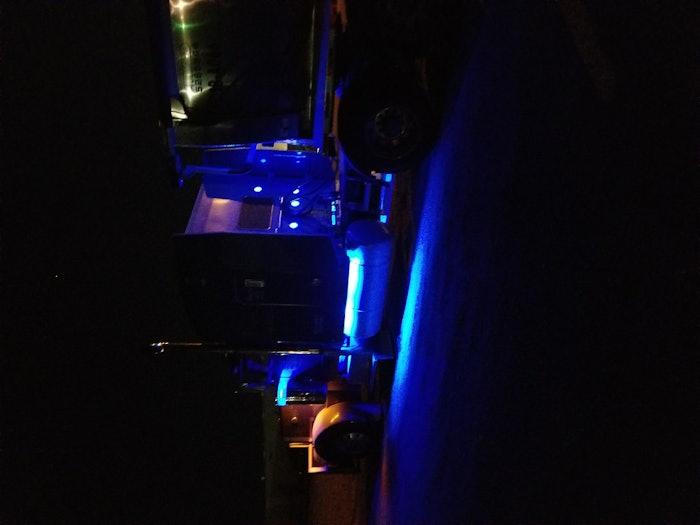 Late night trucking