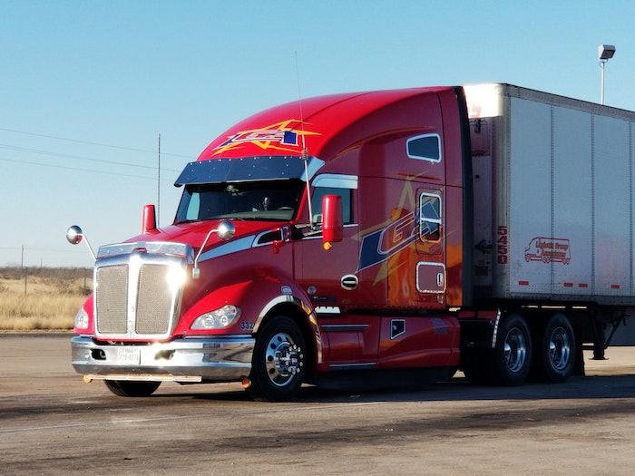 Edgar truck