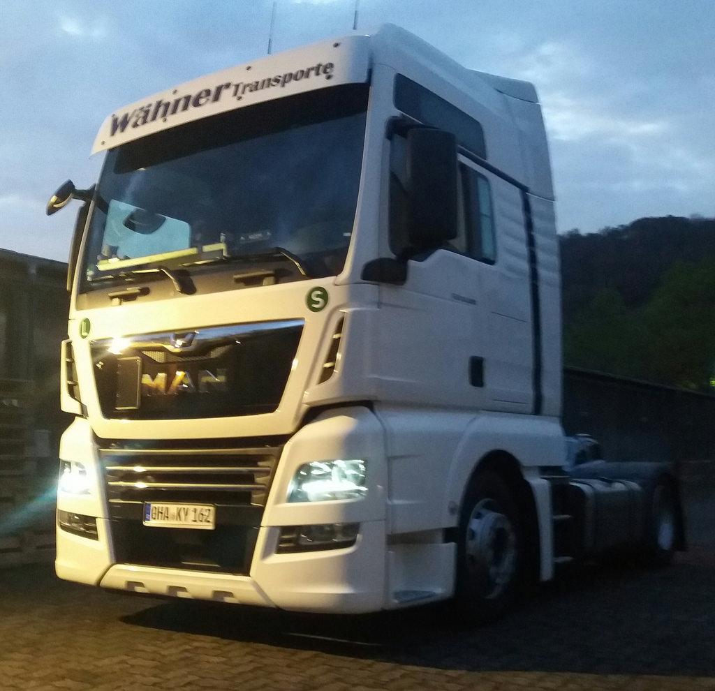 M A N  18 500 | Overdrive - Owner Operators Trucking Magazine
