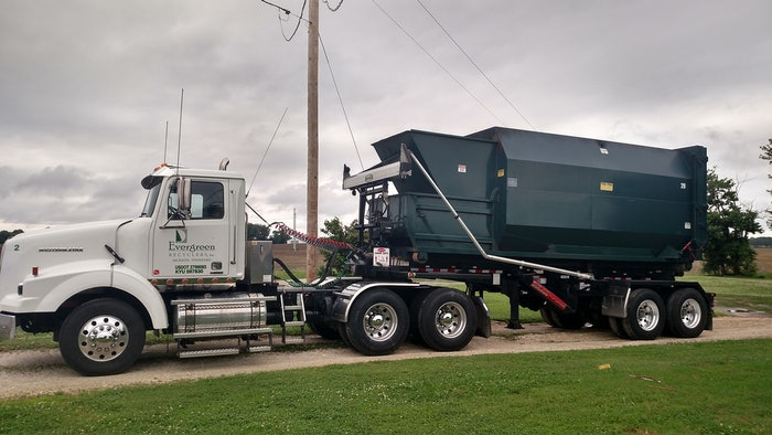 Evergreen Recyclers, Jackson Tennessee