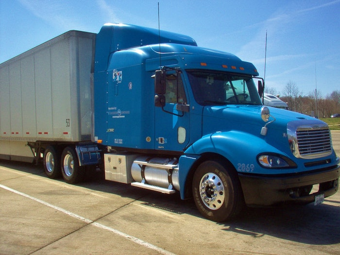 BleuJewel Express leased to Jacobson Logisitics