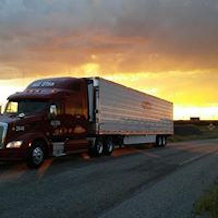 Roadside at Sunset