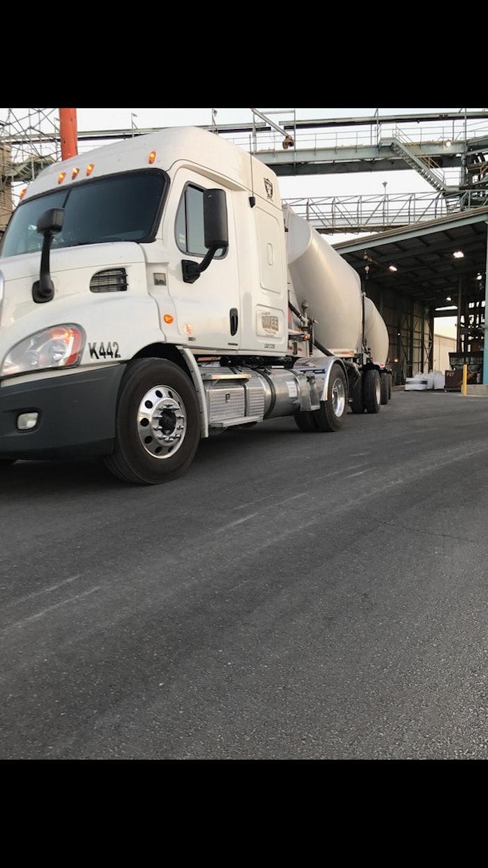 Yasir Hayee Trucking