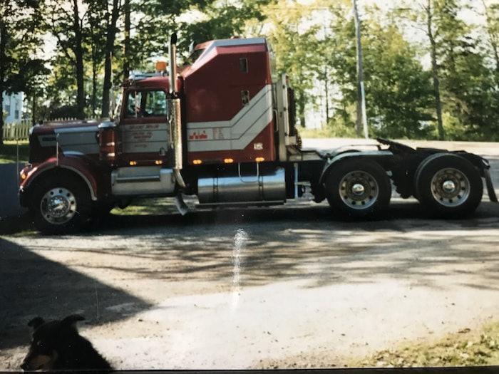 81 W900A Kenny, Taylor..ed workhorse.