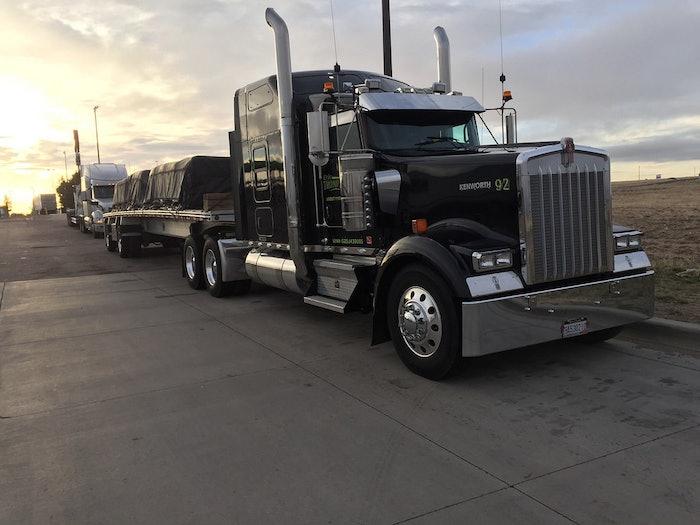 Thompson Trucking LLC