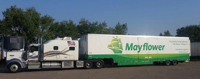 Truckin for America