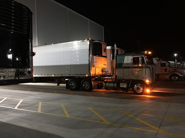 The cabover