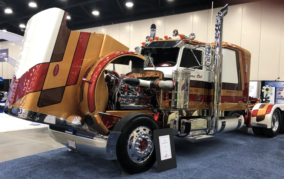Photos: Antique trucks on display throughout MATS