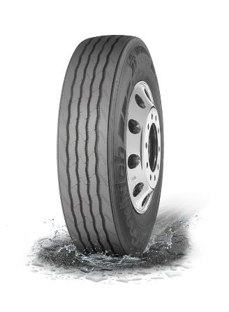 BFGoodrich Highway Control S steer tire