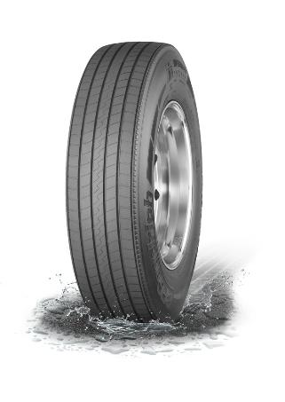 Highway Control S steer tire from BFGoodrich