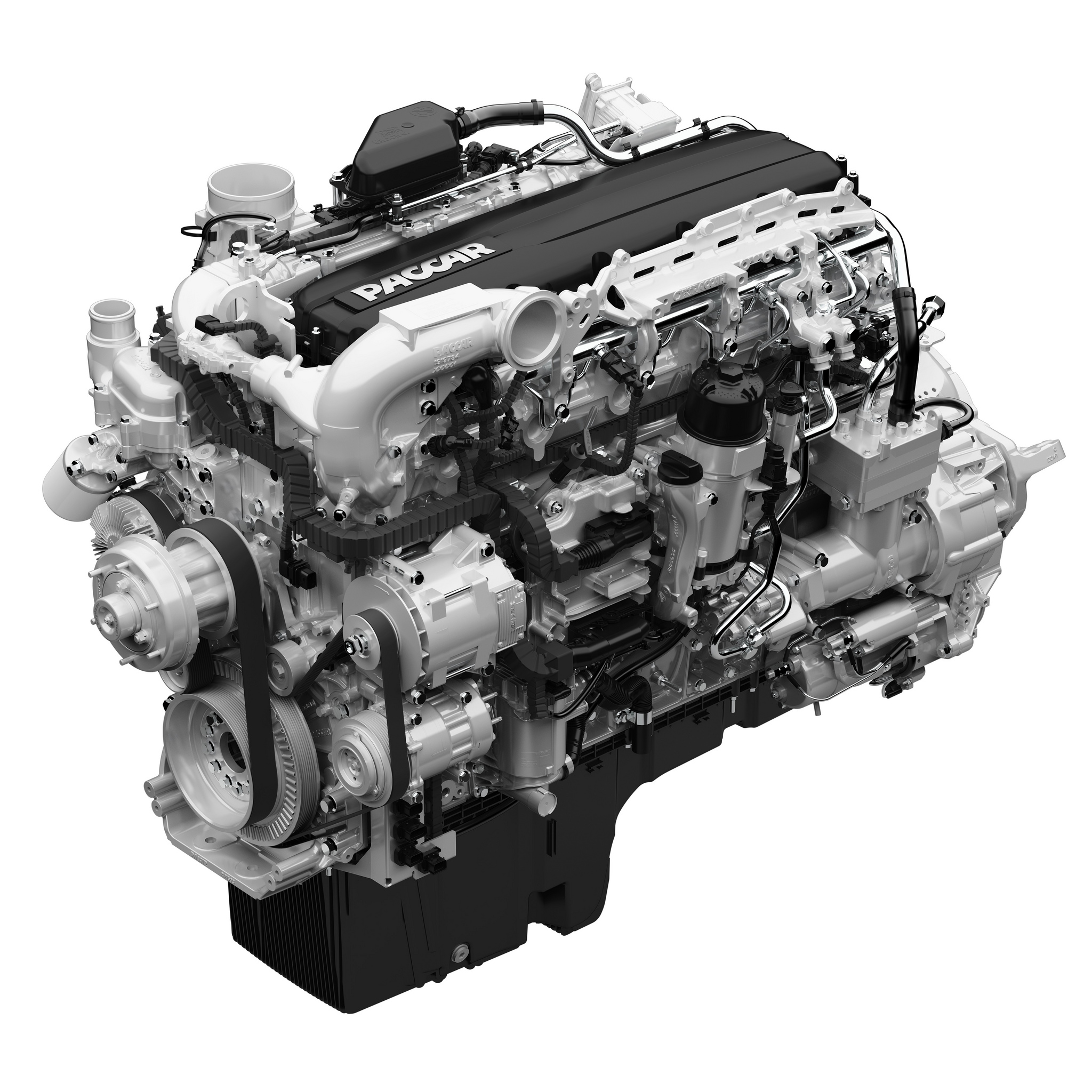 Two New Horsepower Ratings Added To Paccar Mx 13 Engine