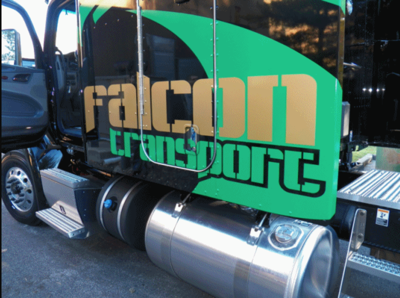 In its wake, Falcon leaves drivers, brokers and insurers