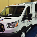 How to outfit a cargo van for expediting driver comfort on the road
