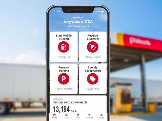Pilot Flying J releases updated mobile app