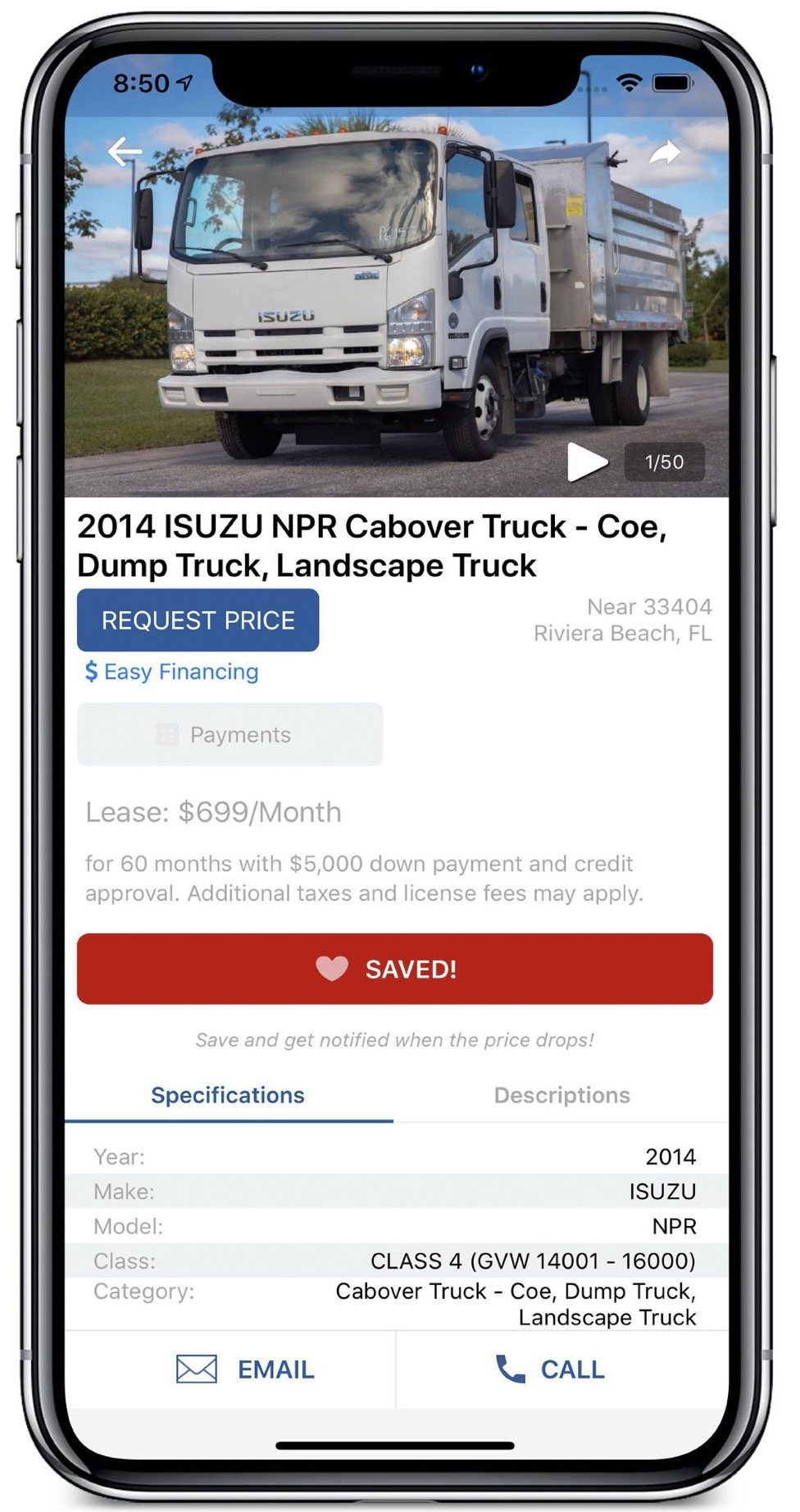 Commercial Truck Trader Launches Mobile App