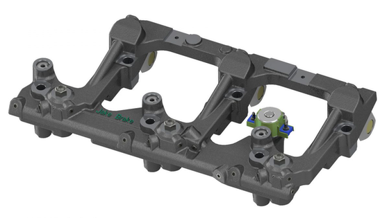 Jake Brake Now Standard On International A26 Engine