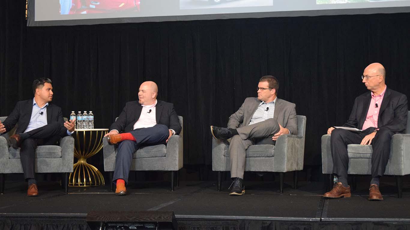 Autonomous Trucks Discussion at FTR Conference