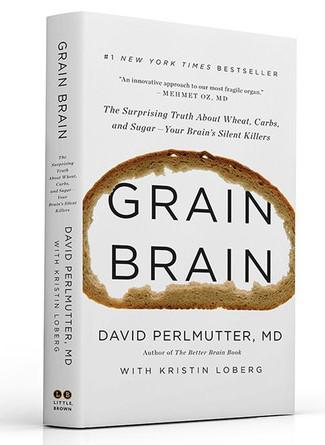 David Perlmutter's Grain Brain book
