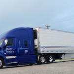 semi truck for moeller trucking