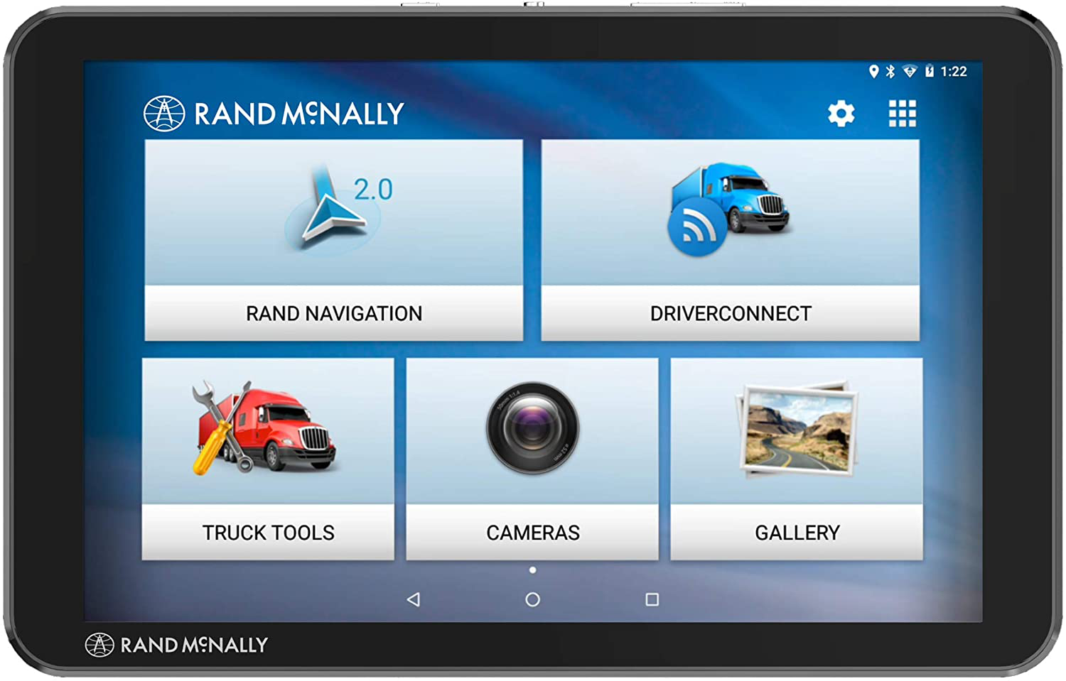 Rand Mcnally Gps >> New tablet and truck GPS from Rand McNally | Overdrive - Owner Operators Trucking Magazine