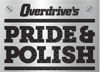 Overdrive's Pride & Polish