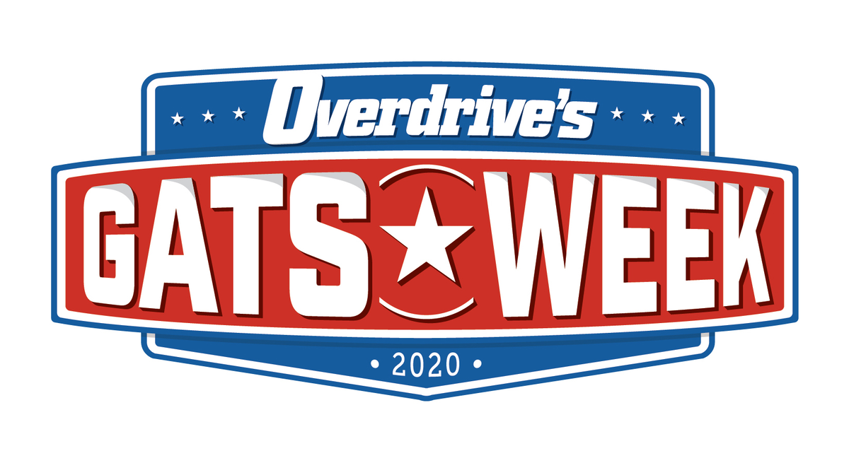 overdrive's GATS week 2020 logo