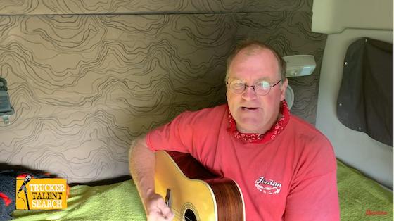 Overdrive-Red Eye Radio's Trucker Talent Search winner