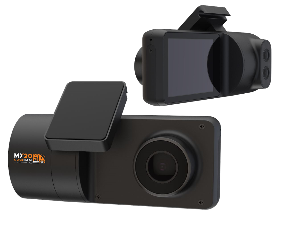 Konexial released its new My20 LogiCam Ai AI-powered road- and driver-facing dashcams.
