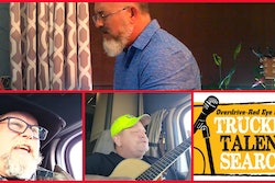trucker talent search collage