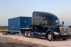 Lance Buttermore's 2015 Kenworth T680