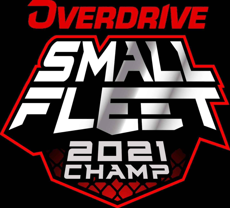 Overdrive small fleet champ 2021 logo